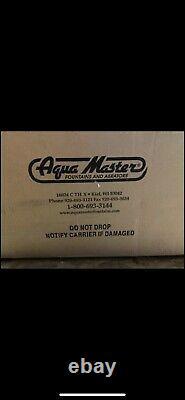 Aerator pump fountain lake or pond Aqua Master