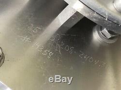 Aqua Master 25 Hp 220V Commercial Aerator Pond Pump Fountain & Decorative Lights