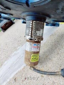 Aquamaster Pond / Lake Fountain Aerator 1/2 HP 120v 5401-b