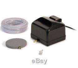 Atlantic Water Gardens Typhoon Aeration Kit with Tubing & Stone TAKIT1800