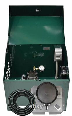 EasyPro 1/4 HP Sentinel Rocking Piston Deluxe Systems PA34D 115V Air Compressor