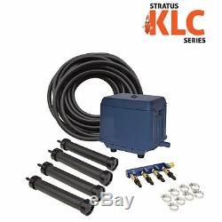 EasyPro LA4 Stratus KLC Complete Aeration Kit for Ponds Up to 30000 Gallons