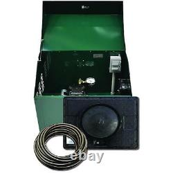 EasyPro PA34D Sentinel 1/4 HP Deluxe Pond Aeration Kit withCabinet-water aerator