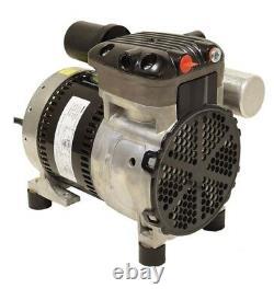 EasyPro Rocking Piston Pond Air compressor 1/4 HP 115v Stratus GEN2 SRC25
