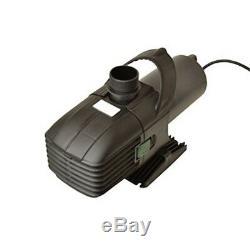 Hailea T5000 Pond Pump 1295 GPH-for aeration-waterfall-fountain-skimmer-filter