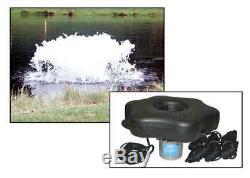 KASCO 3400AF100 Pond Surface Aeration System, 28 In. W