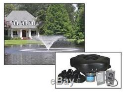 KASCO 3400VFX150 Pond Aerating Fountain System, 19 In. L