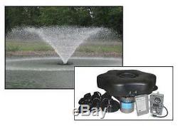 KASCO 4400HVFX100 Pond Aerating Fountain System, 19 In. L