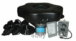 KASCO 4400VFX100 Pond Aerating Fountain System, 19 In. L