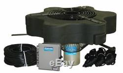 KASCO 8400VFX200 Pond Aerating Fountain System, 50 In. W