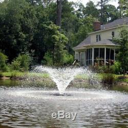 Kasco 2400VFX 1/2HP Aerating Pond Fountain