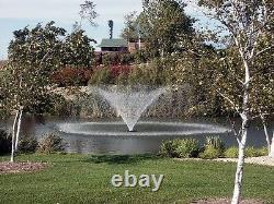 Kasco 4400VFX 1HP Aerating Fountains