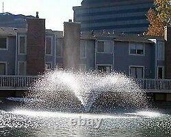 Kasco 4400 VFX 1 HP Display Aerator Fountain 200' Cord 240V