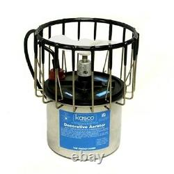 Kasco Marine 3400AF100 3/4 HP High Oxygen Aerator 100' Cord withBottom Screen