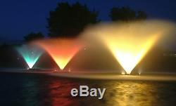 Kasco VFX4400 Aerator Pond & Lake Floating Fountain/Aerator 1 HP -decorative