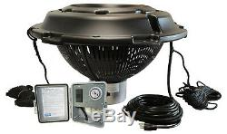 Kasco VFX Series 3/4 HP Aerating Pond Fountain VFX3400 115V 100' Ft Power Cord