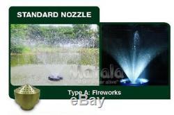 Matala Floating Aeration Fountain Aerates & Oxygenates Ponds & Lakes