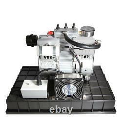 NEW Pond Boss Rocking Piston Air Compressor, Sub Surface Lake Aeration, 1/3 HP