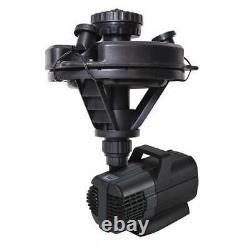 OASE 45383 Pond Aerating Fountain System, 1/4HP, 120V