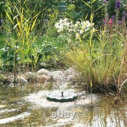 Oase Pontec Pondosolar Floating Solar Powered Pond Islands Aerator Fountain Koi