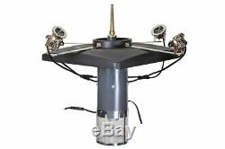 Scott Aerator 2 Light Set Color-Changing LED Pond Fountain Lights with 100ft. To