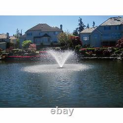 Scott Aerator Aerating Fountain-2 HP 700 GPM #14028