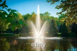 Scott Aerator Atriarch Floating Fountain 1 1/2 HP 230 V With 150 ft. Power Co