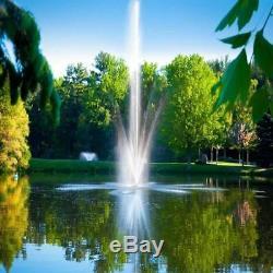 Scott Aerator Atriarch Pond Fountain 1.5HP 230V