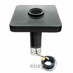 Scott Aerator DA-20 Display Aerator, 1/2 HP, 230V, 70' Cord