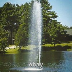 Scott Aerator Gusher Fountain 1-1/2 HP, 230V, 100' Cord