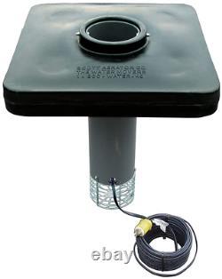 Scott Display Pond Aerator 1 HP, 230V, 70-Ft. Power Cord, Model Number DA-20