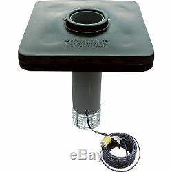 Scott Display Pond Aerator Fountain 1/2 HP 230V, 70ft. Power Cord, Model# DA-20