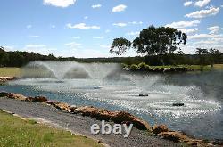 3/4 HP Lake Pond Aération Fountien Premium Grade Résidentiel/commercial Kasc