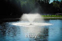 Aérateur Scott Display Pond 1 Hp, 230v, 70-ft. Cord D'alimentation, Numéro De Modèle Da-20