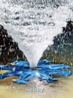 Aquamaster Pond / Aérateur De Fontaine Du Lac 1/2 HP 120v 5401-b