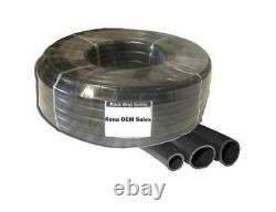 Blk Vinyl Tubing 1/4id X 3/8od 15 Ft Pour Oem, Pond Aeration, Small Fountains