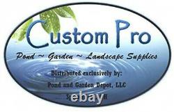 Custom Pro Ft 14000 Floating Pond Fountain And Aerator Kit Complet Avec 14,000