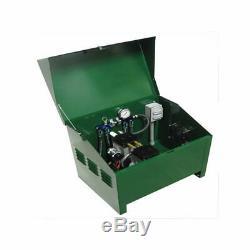Easypro 1/4 HP Deluxe Système Étang Kit Pa34dld Avec Aeration Armoire Et Tubes
