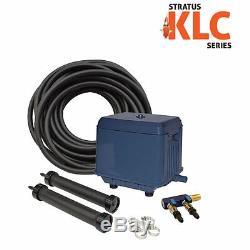 Easypro La2 Stratus Klc Complet Kit Pour Les Étangs D'aération Jusqu'à 15000 Gallons