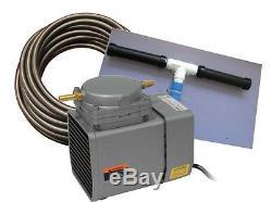 Étang Système 1/8 Kit Aeration HP Avec Évier Rapide Tubes Pa12w