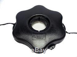 Kasco 2400vfx100 Étang Flottant Fountain- 1/2 HP Aérateur Avec 100' Cordes Et Cordages