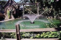 Kasco 2400vfx 1/2hp Fontaines Aération