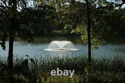 Kasco 3/4hp Vfx Série Aerating Pond Fontaine 120v, Monophasé, 100 Pieds Pow