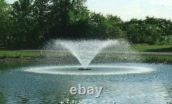 Kasco 8400vfx Et 2.3vfx Series 2hp Aerating Fountains