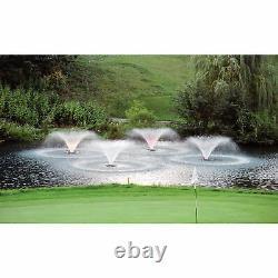 Kasco Aerating Fountain-1/2 HP 120v 50ft Cord #2400vfx050