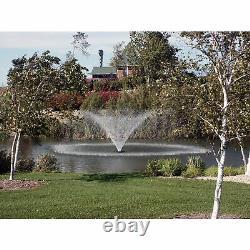 Kasco Aerating Fountain-1 HP 120v 100-ft Cord #4400vfx100