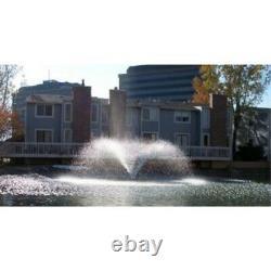 Kasco Aerating Fountain 1 Hp, 120v, 100-ft. Cord Model Number 4400vfx100