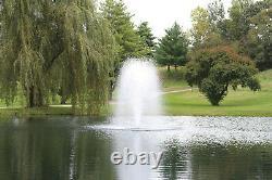 Kasco Marine 1hp Pond Fountain Bubbler Aération Décorative 4400jf100 115 Volts