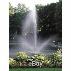 Scott Aérateur Big Shot Skyward Étang Fontaine-1/2 HP 230v 70 Pi Cordon # 13006