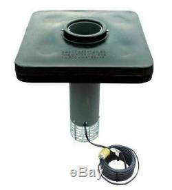 Scott Aérateur Da 20 Affichage Étang Aérateur Fontaine 3/4 HP 230 V Avec 150 Pieds. Po